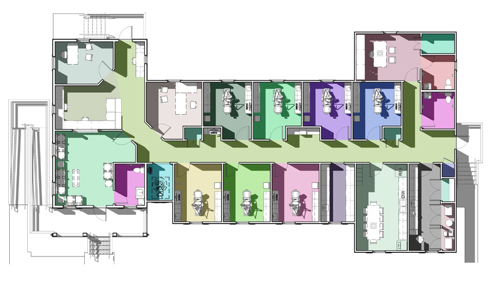 Floorplan-colored